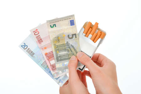 expensive: Smoking is expensive