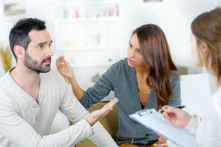 marido y mujer: La terapia de pareja