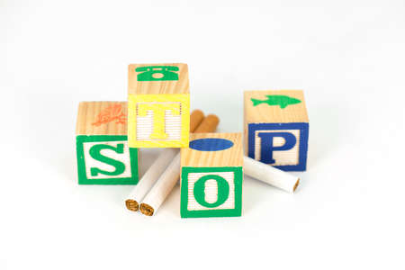 anti tobacco: Think its time to stop smoking
