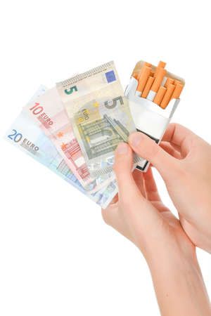fag: The cost of smoking