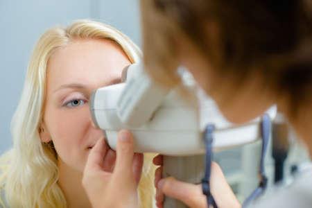 eye test: Modern eye test