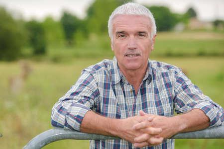 outdoorsman: retired man