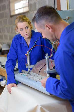 repairs: technical repairs