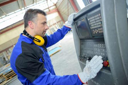 machine operator: machine operator