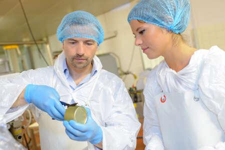 higiene: inspectores de alimentos