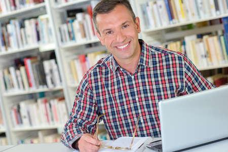 researcher: happy reader