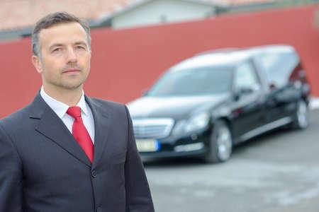 hearse: driver