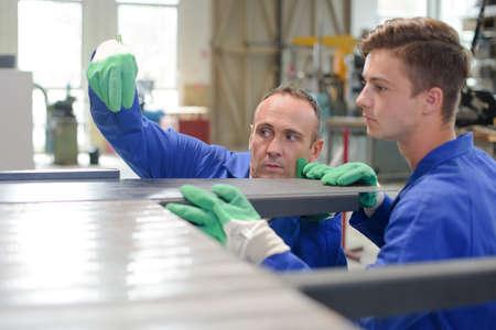 apprenticeship Stock Photo