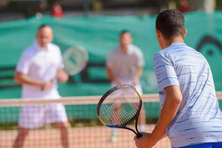 siervo: tenis