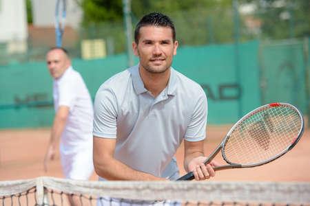 siervo: juego de tenis