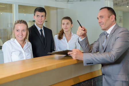 customer service: hotel management