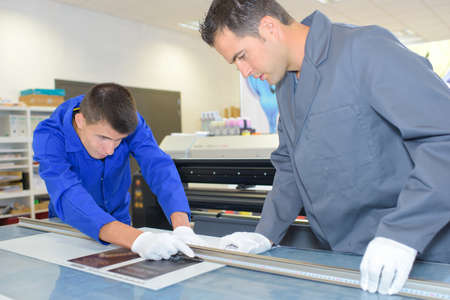 printed: measuring a printed paper