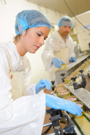 manufacture: processed food cannery