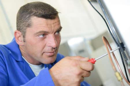 technician's service