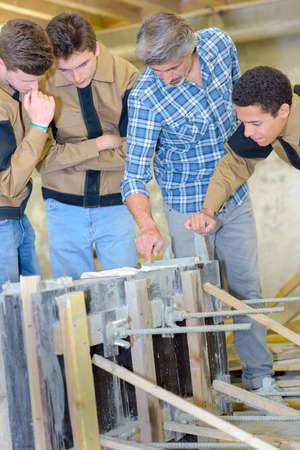 apprenticeship: apprenticeship Stock Photo
