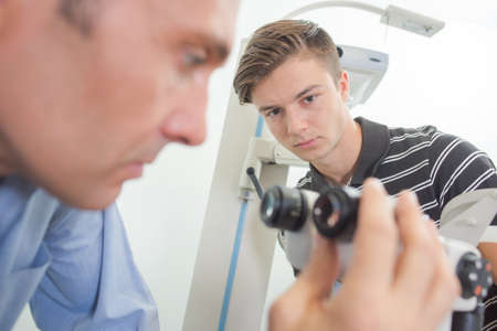 appointment: appointment with an ophthalmologist