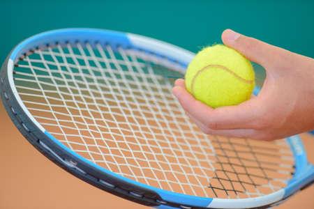 硬式テニスボール ・ ラケット