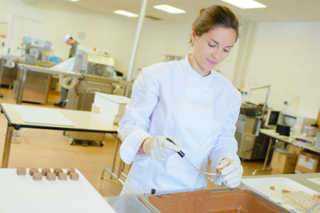 food industry: chocolatier