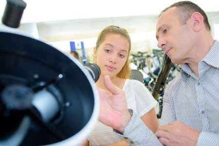 demonstration: Telescope specialist