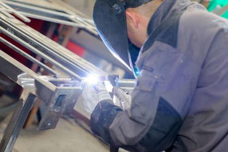 blowtorch: busy welder