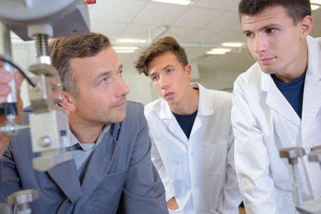 coursework: Teacher and apprentice engineers