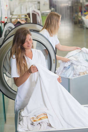 industrial: industrial laundry