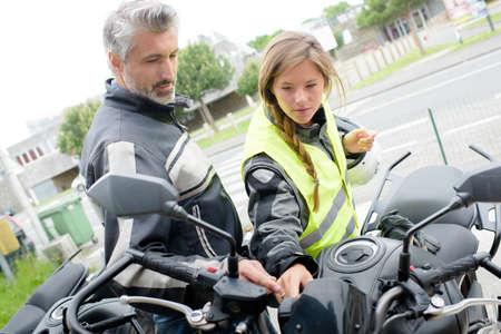 operating key: motorbikes