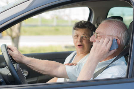 disobey: using cellular while driving