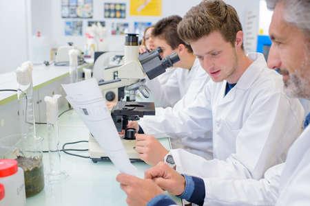 observation: laboratory observation