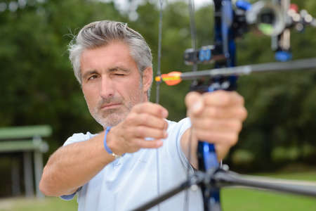 sportsmanship: pulling the string