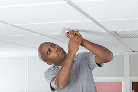 replacing: replacing the bulb