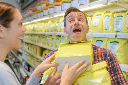 buying: bulk buying of products