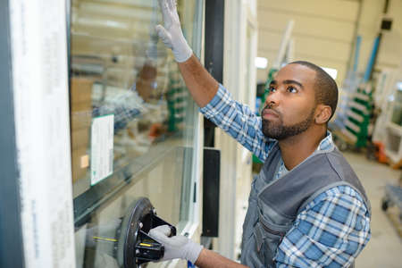 inspecting glass quality