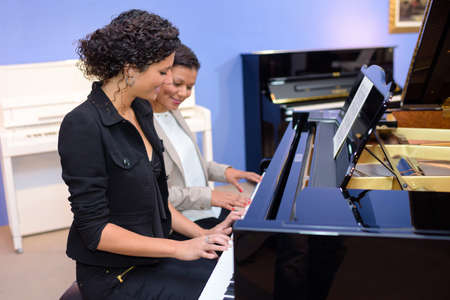 composing: selection of piano