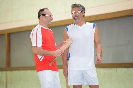 two pala players