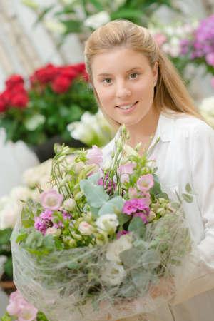 graft: Young florist