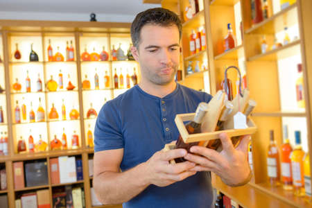 expensive: buying expensive liquor