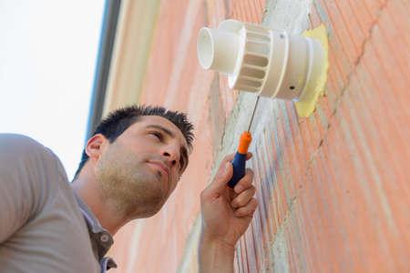 vent: Repair air vent