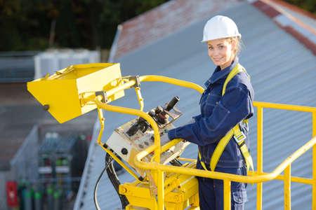 building safety: building elevator operator