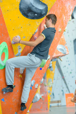 difficulty: difficulty in rock climbing