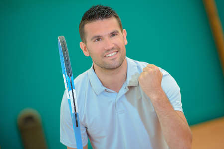 siervo: ganador de un partido de tenis