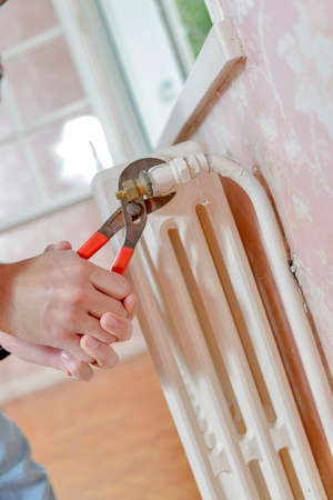 radiador: Reparar el radiador