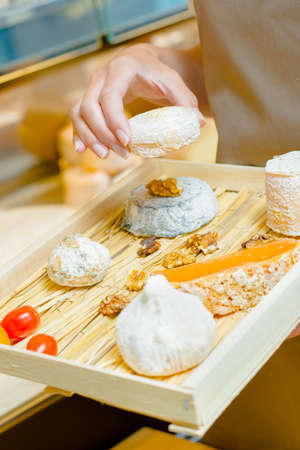 tabla de quesos: Cheeseboard