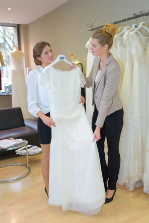 renting a bridal gown
