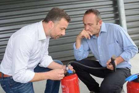 fire extinguisher safety training
