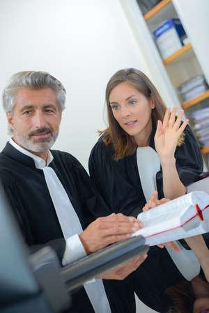 prosecute: at a hearing