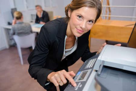 fotocopiadora: el establecimiento de la fotocopiadora