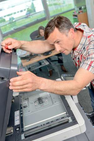 fotocopiadora: taller de reparación de fotocopiadoras
