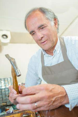 cobbler: cobbler and hammer