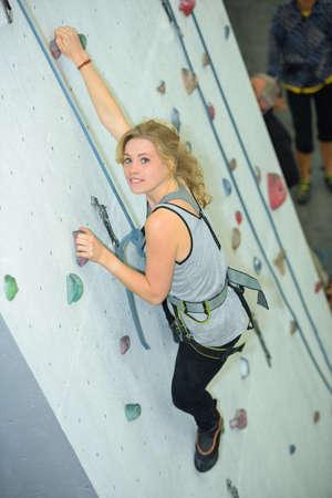 improving the climbing skills